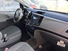 Toyota Sienna 06.09.2019