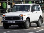 ВАЗ Lada 4х4 10.01.2020