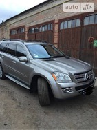 Mercedes-Benz GL 320 12.08.2019