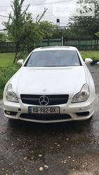 Mercedes-Benz CLS 550 19.08.2019