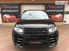Land Rover Range Rover Sport 21.06.2019