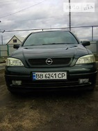 Opel Astra 29.07.2019