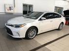 Toyota Avalon 02.07.2019