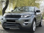 Land Rover Range Rover Evoque 25.05.2019