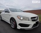 Mercedes-Benz CLA 45 AMG 07.05.2019