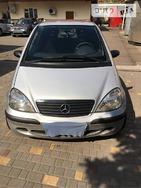 Mercedes-Benz A 170 07.05.2019