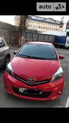 Toyota Yaris 23.05.2019