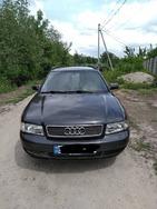Audi A4 Limousine 22.05.2019
