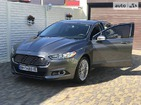 Ford Fusion 13.05.2019