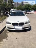 BMW 740 27.08.2019