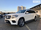 Mercedes-Benz GLS 400 18.08.2019