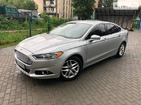 Ford Fusion 25.05.2019