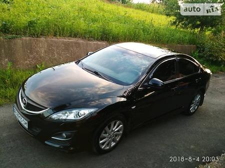 Mazda 6 2011  выпуска Винница с двигателем 1.8 л газ седан механика за 12300 долл.