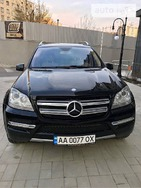 Mercedes-Benz GL 500 14.06.2019
