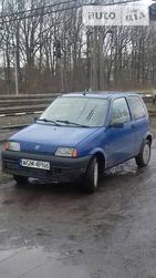Fiat Cinquecento 24.05.2019