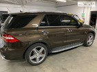 Mercedes-Benz ML 63 AMG 26.08.2019