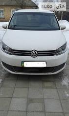 Volkswagen Touran 24.07.2019