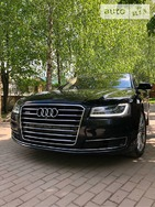 Audi A8 27.08.2019
