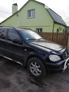 Mercedes-Benz ML 430 24.07.2019