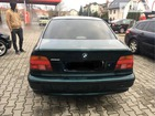 BMW 525 10.08.2019