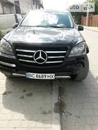 Mercedes-Benz GL 500 28.07.2019