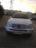 Mercedes-Benz ML 350 01.08.2019