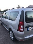 Renault Logan 31.07.2019