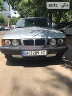 BMW 525 25.07.2019