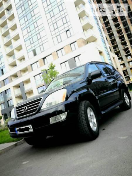 Lexus GX серия 2005  выпуска Харьков с двигателем 4.7 л газ внедорожник автомат за 19800 долл.