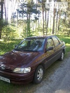 Ford Orion 19.07.2019