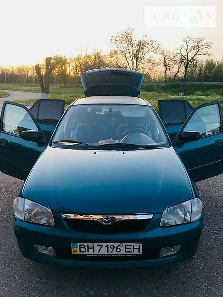 Mazda 323 1998  выпуска Одесса с двигателем 1.4 л бензин хэтчбек механика за 4500 долл.