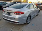 Ford Fusion 13.07.2019