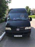 Peugeot Boxer 2002 Луцк 2.8 л