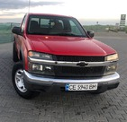 Chevrolet Colorado 18.07.2019