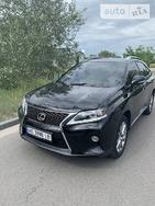 Lexus RX 350 07.07.2019