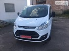 Ford Tourneo Custom 20.07.2019