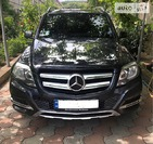 Mercedes-Benz GLK 220 26.08.2019