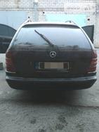 Mercedes-Benz C 270 07.08.2019