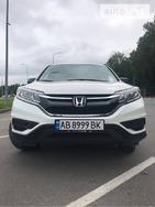 Honda CR-V 19.07.2019