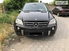 Mercedes-Benz ML 63 AMG 09.08.2019