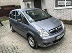 Opel Meriva 21.06.2019