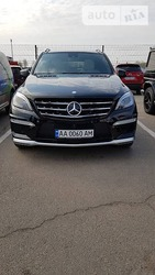 Mercedes-Benz ML 63 AMG 21.07.2019