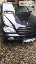 Mercedes-Benz ML 270 27.07.2019