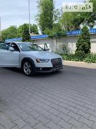 Audi A4 allroad quattro 25.06.2019