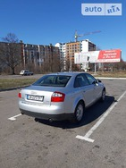 Audi A4 Limousine 27.08.2019