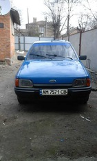 Ford Orion 18.07.2019