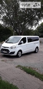 Ford Tourneo Custom 23.07.2019