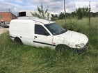 Ford Escort Van 12.07.2019