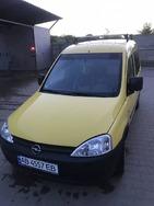 Opel Combo 17.06.2019