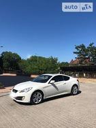 Hyundai Genesis Coupe 15.08.2019
